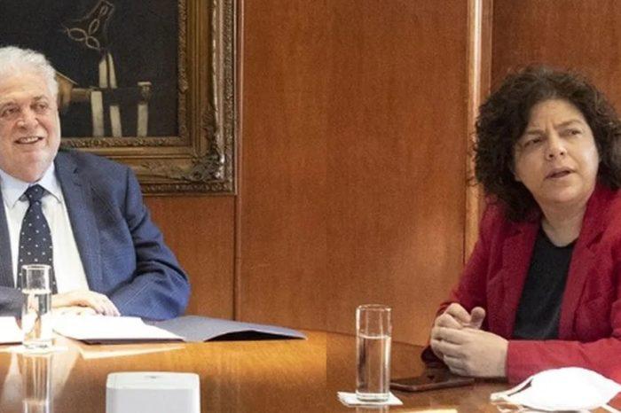 """Ginés González García: """"No va a haber una cosa de llevar por la fuerza a que se vacunen"""""""