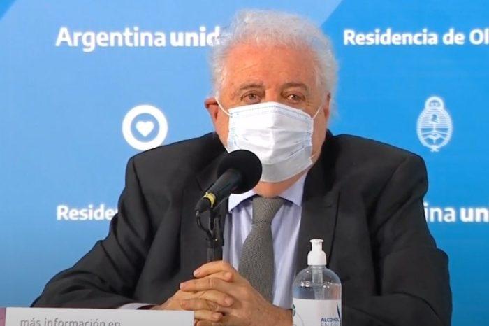 "Gines Gonzalez Garcia: ""Queremos que la vacuna sea masiva para detener la expansion del virus"""