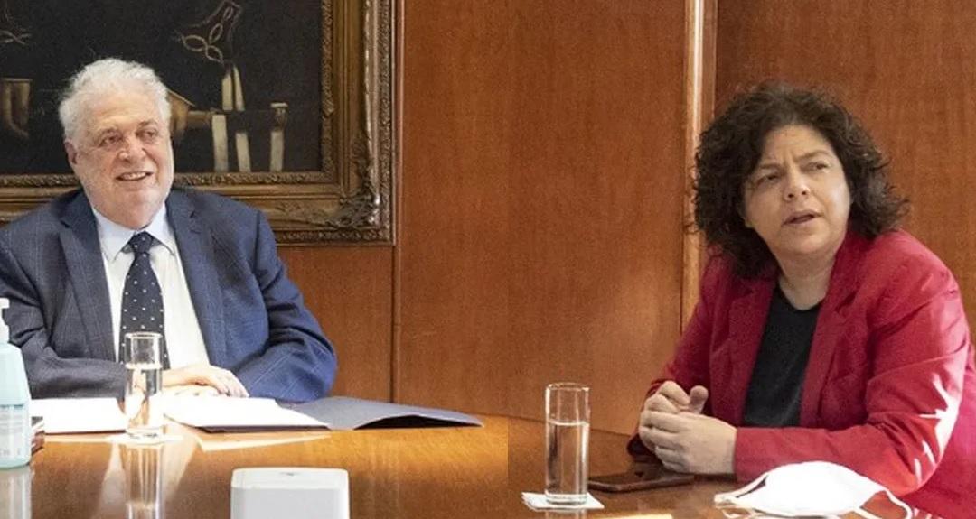 Ginés González García contradijo a Vizzotti