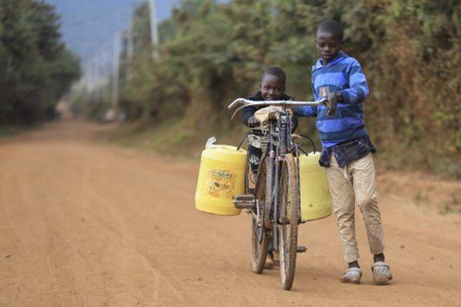 3.200 millones de personas viven con escasez de agua potable