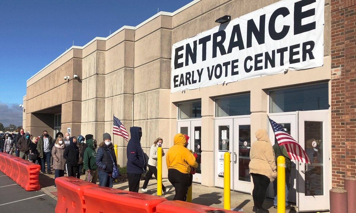 Preocupa repunte de COVID-19 al llegar las elecciones en Estados Unidos