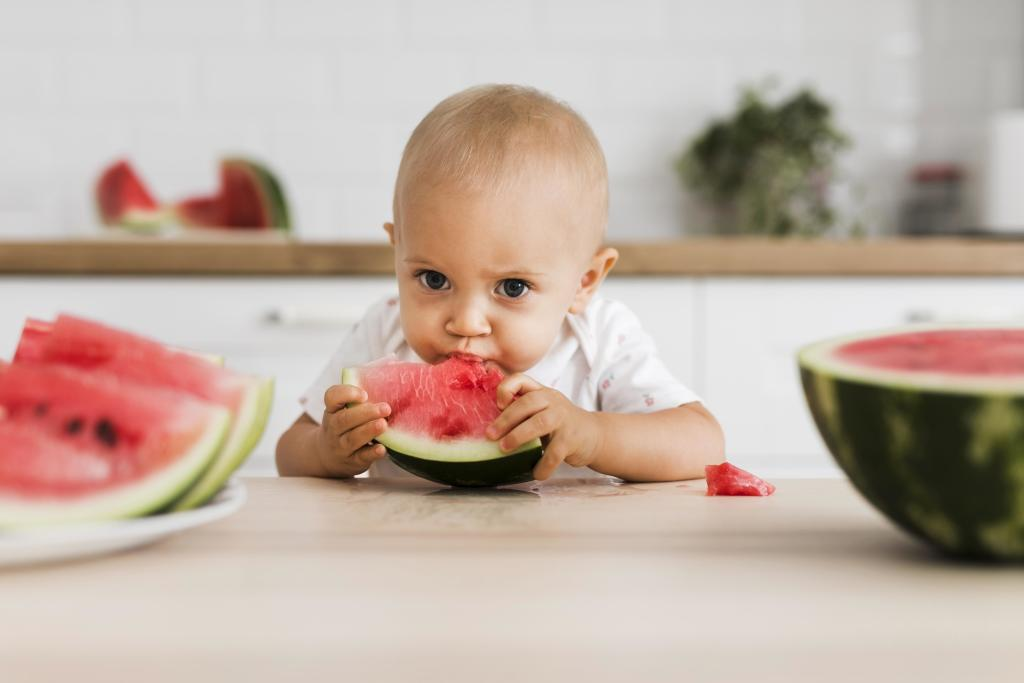 'Todo mi esfuerzo se ha ido enfocando estos últimos 10 años en la alimentación de los más pequeños'