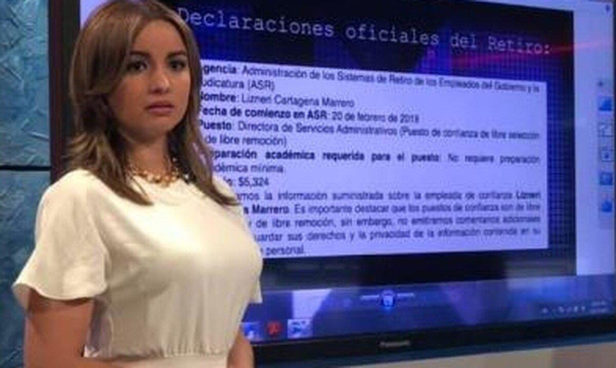 La periodista Valeria Collazo y su familia estan contagiados con COVID-19