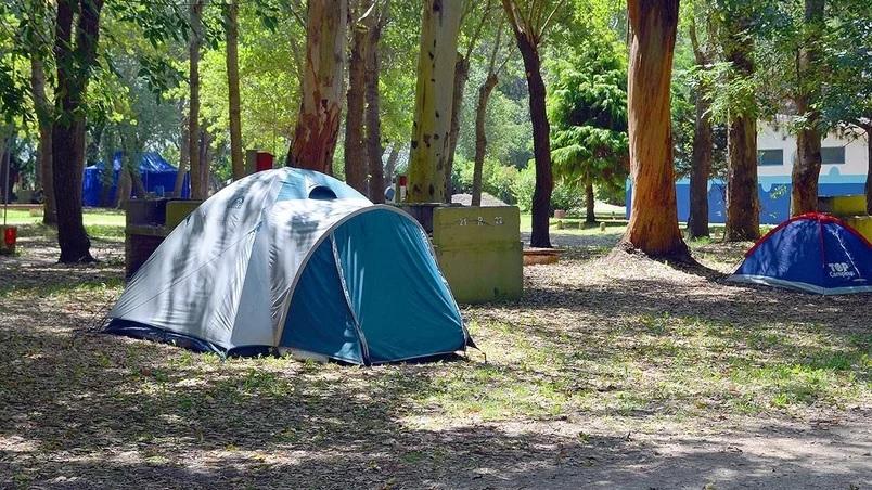 Sin aire acondicionado pero con campings. Las nuevas habilitaciones para la temporada bonaerense (Imagen Camping El Griego)