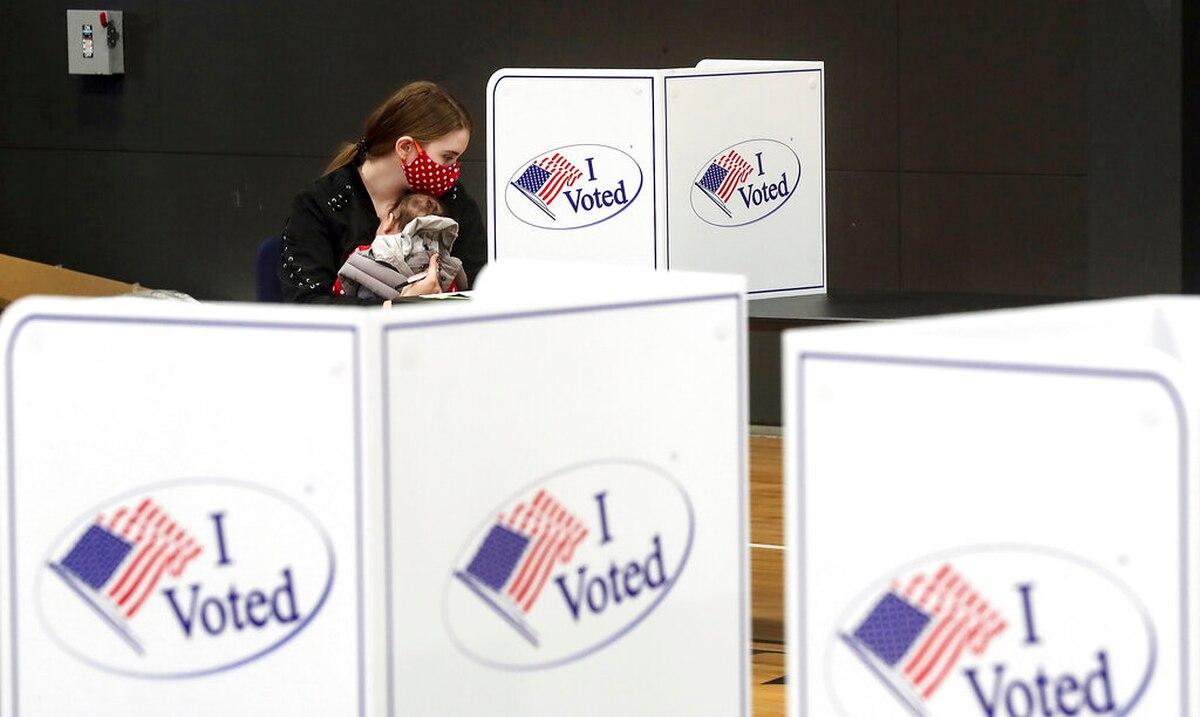 Los electores de Estados Unidos votaron dando prioridad a frenar el coronavirus