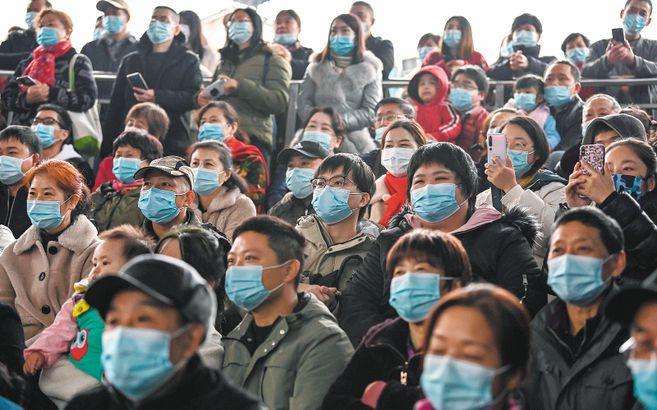 Las sospechosas cifras de la pandemia por coronavirus en China