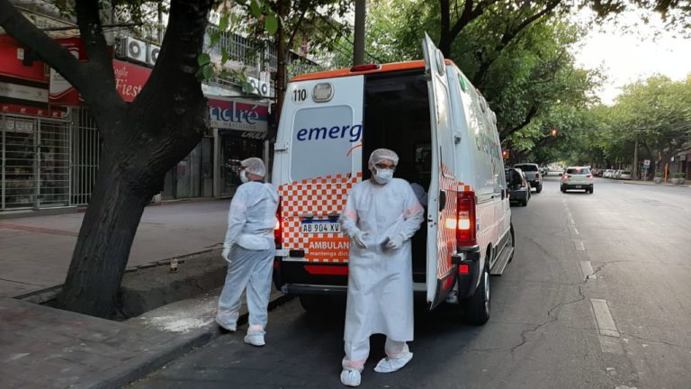 Con 382 nuevos casos, Mendoza supero los 50 mil contagios de COVID-19