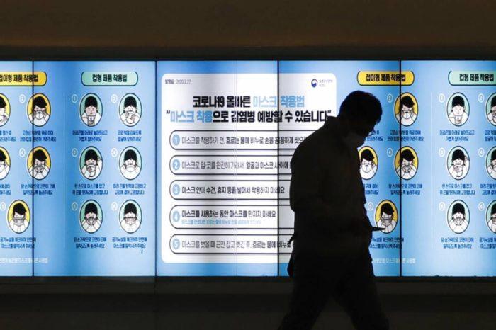 Corea del Sur y Japon valoran mas medidas ante rebotes del COVID-19