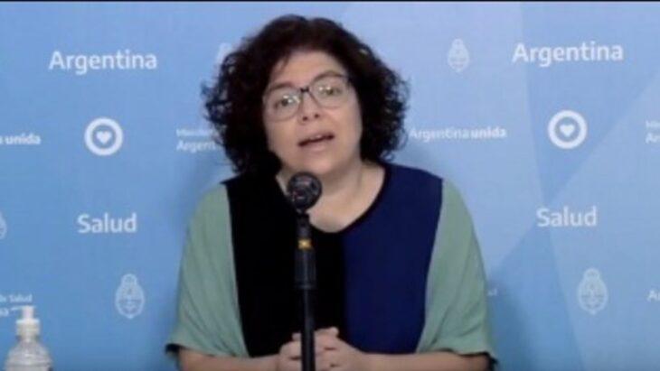 Carla Vizzotti confirmó que la oferta de Rusia es para vacunar a 25 millones de personas contra el coronavirus