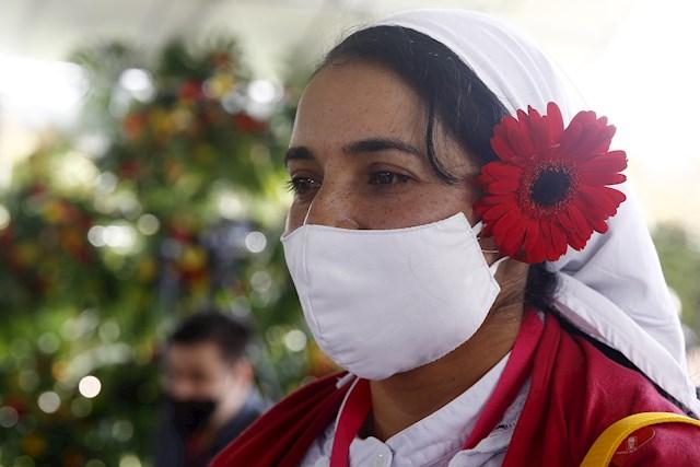 Colombia confirma 11.033 casos nuevos de coronavirus y 179 fallecidos este sabado