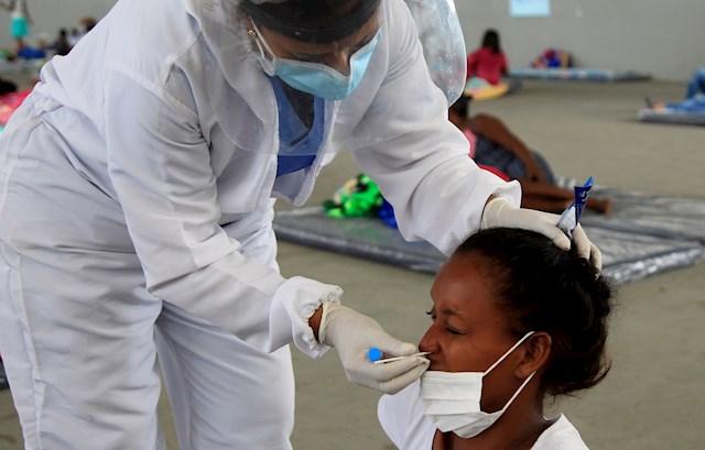 Colombia suma otros 7.049 nuevos contagios de covid-19 y 175 fallecidos