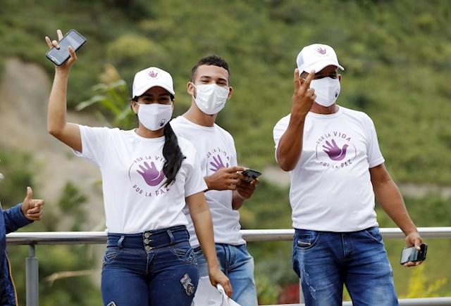 Colombia suma otros 9.137 casos nuevos de coronavirus y 201 fallecidos