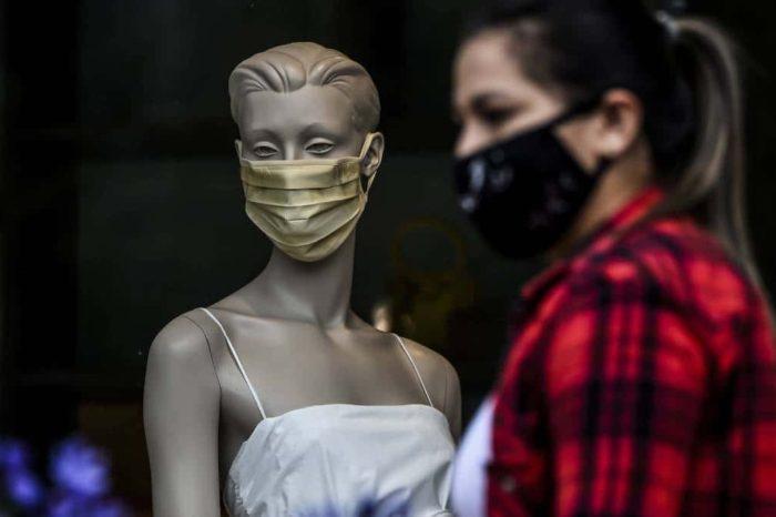 Este miercoles los casos diarios de covid en Colombia vuelven a superar los 8.000