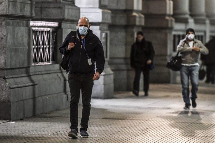 Coronavirus: confirmaron 8.317 casos en las ultimas 24 horas