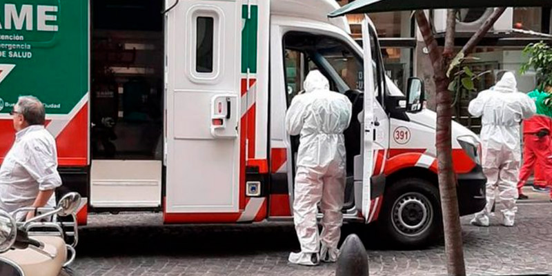 Coronavirus en Argentina: cuantos casos se registraron en Avellaneda, Buenos Aires, al 17 de noviembre