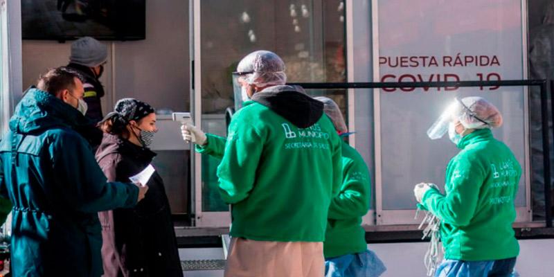 Coronavirus en Argentina: cuántos casos se registraron en Lanús, Buenos Aires, al 4 de noviembre