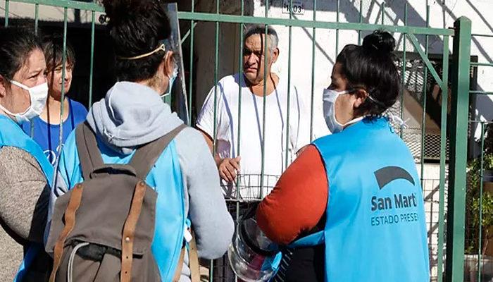 Coronavirus en Argentina: cuantos casos se registraron en General San Martin, Buenos Aires, al 7 de noviembre