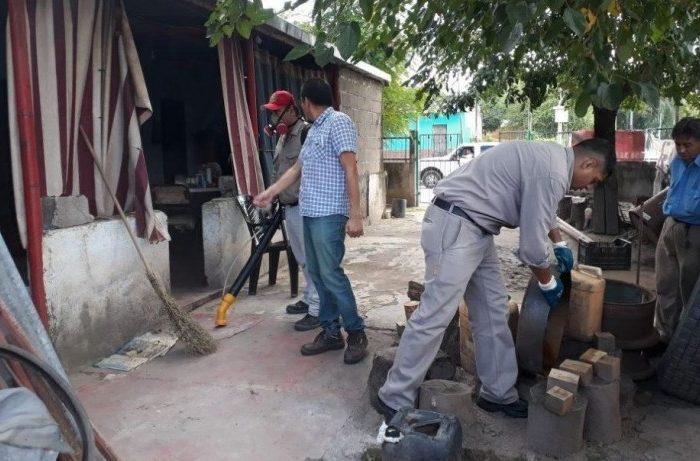 San Juan trabaja con ovitrampas para la vigilancia vectorial del mosquito del dengue