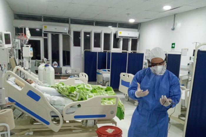Gracias a la tecnologia, pacientes en cuidados intensivos en Guainia superaron el COVID-19