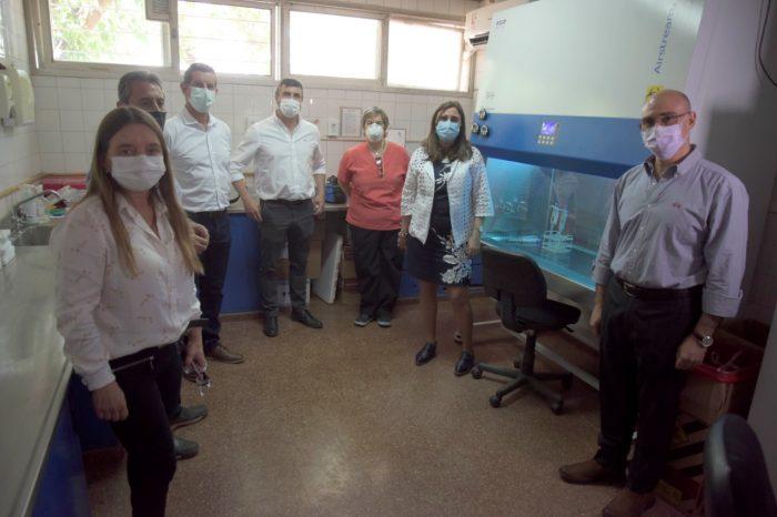 Laboratorio de Biología Molecular y camas de terapia intensiva para el Valle de Uco