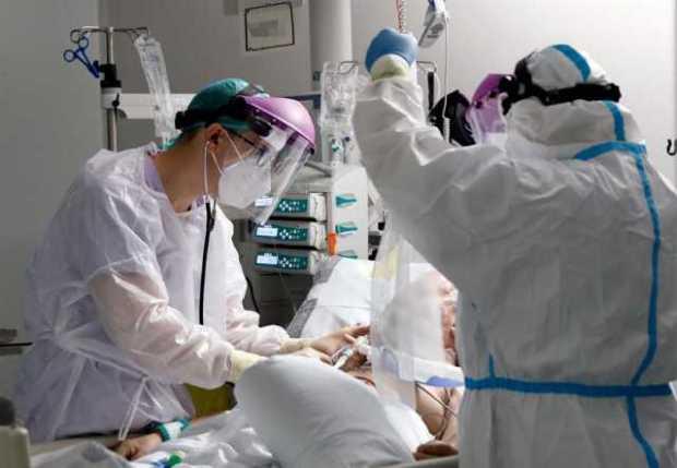 Manizales declara alerta roja hospitalaria por ocupacion de camas UCI