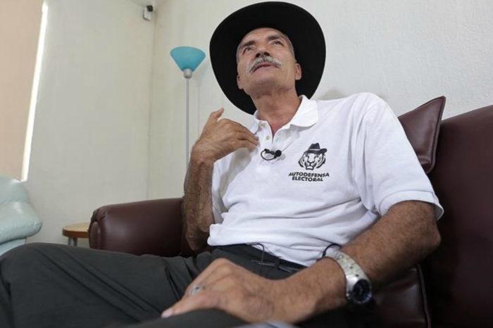 Fundador de las autodefensas del mexicano Michoacan muere por COVID-19