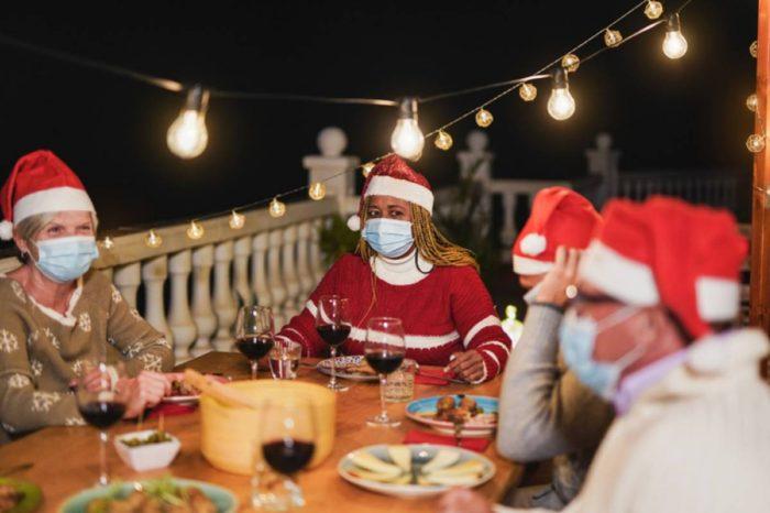 Estos son los consejos de los expertos sobre la epoca festiva y el COVID-19