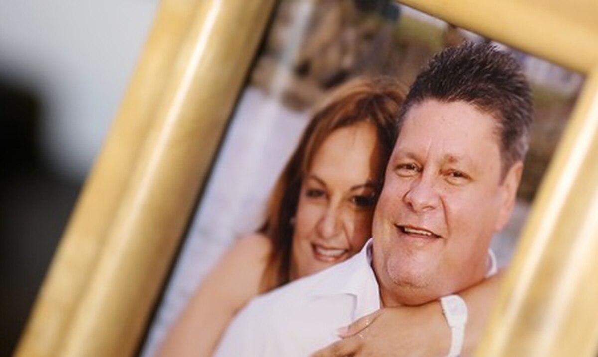 Gina Claudio y Miguel Martinez: un amor de 28 años que solo el COVID-19 pudo separar