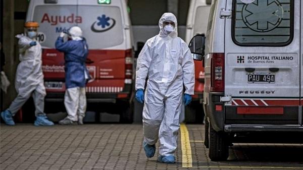 Coronavirus: otras 212 personas murieron y 5.331 fueron diagnosticadas como positivas en Argentina