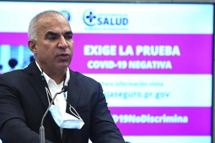 Gobierno espera recibir vacuna contra el COVID-19 a mediados de diciembre