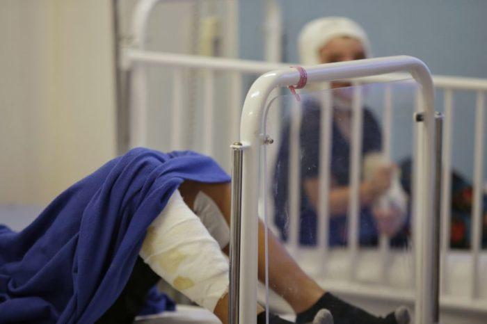 10 lesionados con polvora el primer dia de diciembre