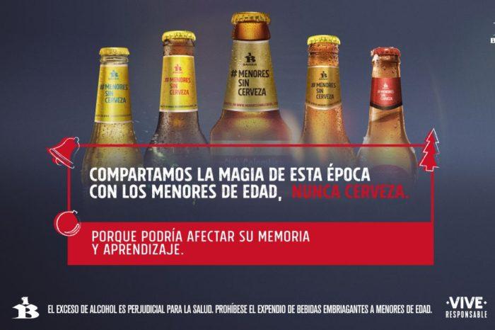 Bavaria interviene etiquetas de cervezas