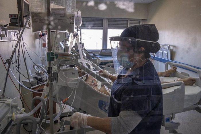 Murieron 60 personas por coronavirus y se detectaron 8.586 nuevos casos en el pais