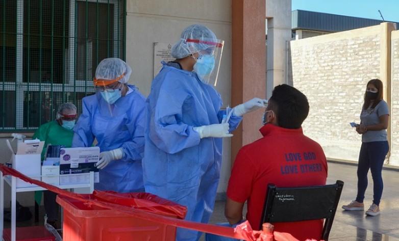 Salud informa la situacion epidemiologica actual