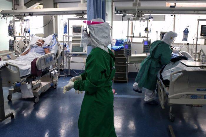 """Logistica hospitalaria """"medicina"""" para la crisis"""
