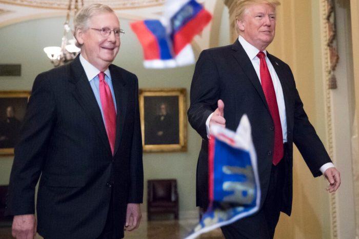 Donald Trump y Mitch McConnell se miden para mostrar su influencia sobre el Partido Republicano