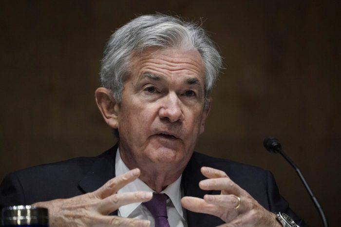 El presidente de la Reserva Federal sostiene que el ritmo de la economia de Estados Unidos se ha moderado