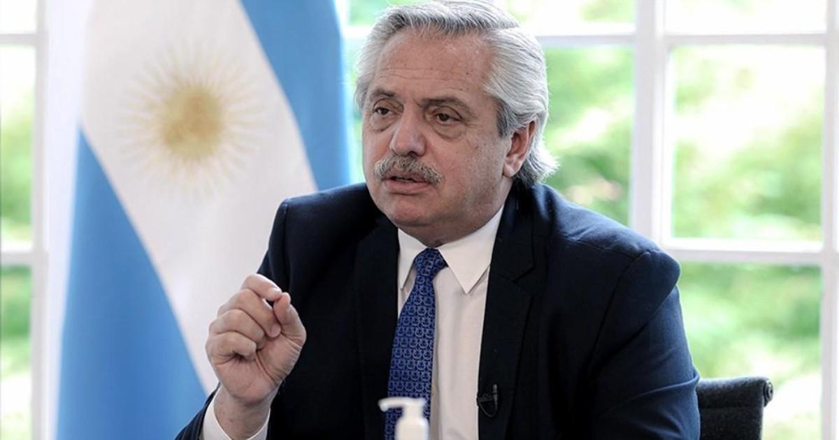Alberto Fernandez se reune con los gobernadores para definir detalles del plan de vacunacion