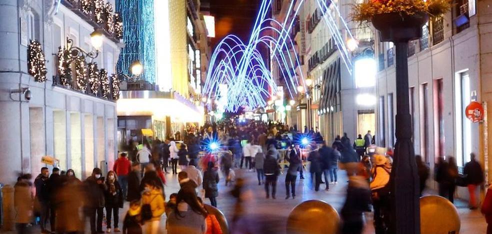 España ha dilapidado en una semana toda su reserva para Navidad