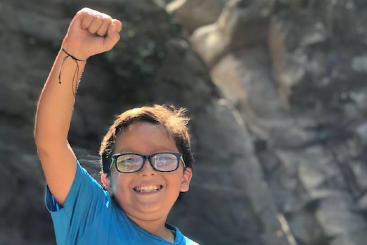 Francisco Vera, el niño colombiano de 11 años que es una estrella en Twitter