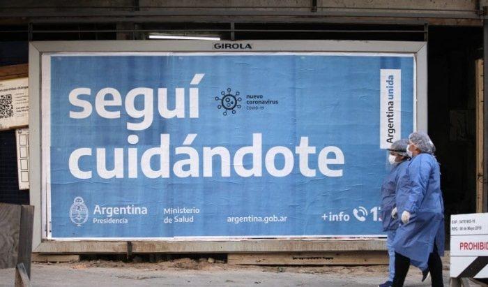 Coronavirus: confirman 5.795 nuevos casos en Argentina y 91 muertes en las ultimas 24 horas