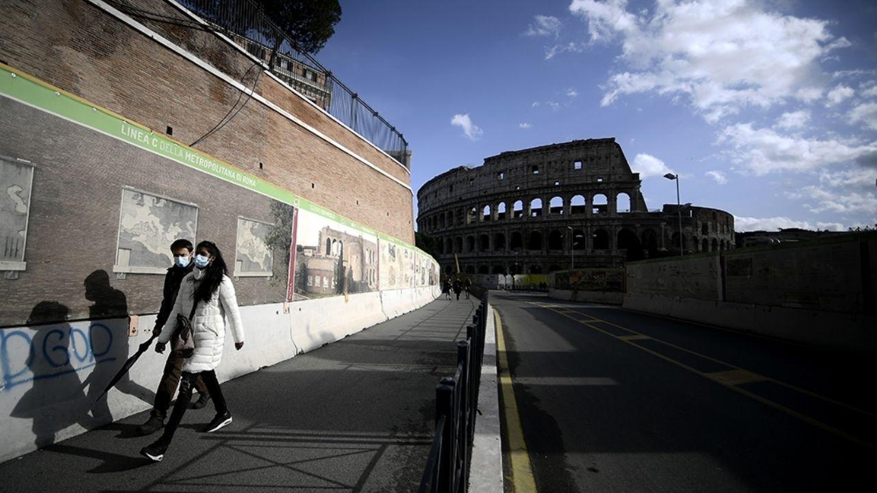Italia se convirtio en el quinto pais con mas muertes