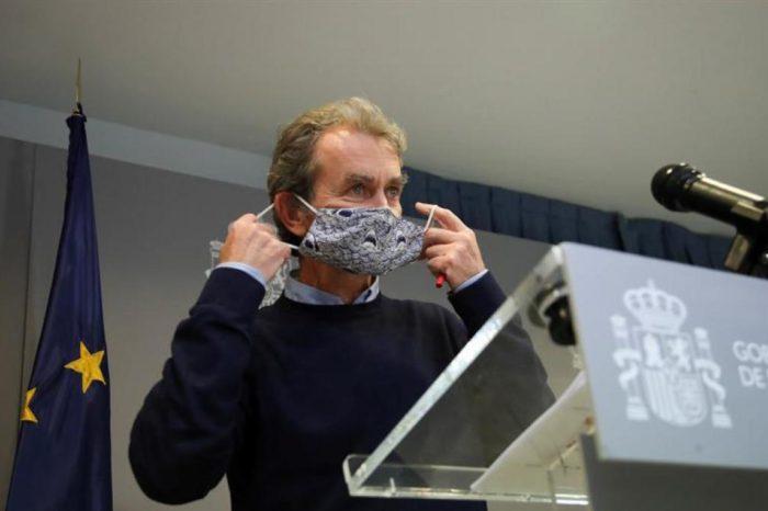 """Fernando Simon pide perdon de nuevo en rueda de prensa: """"Espero que no se hayan ofendido si oyen lo que he dicho"""""""