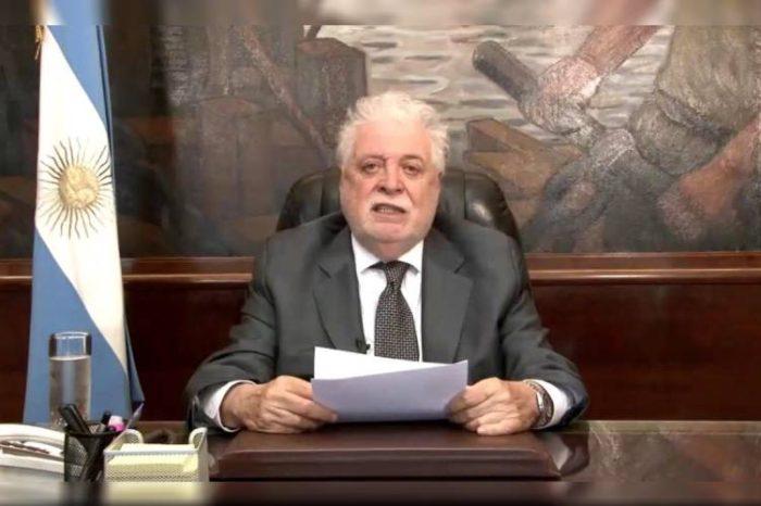 """Gines Gonzales Garcia: """"Tengo toda la esperanza de concretar el acuerdo con Pfizer, pero las condiciones son inaceptables"""""""