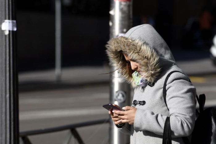 Temblores, piel de gallina y hasta dolor: asi actua el frio intenso en nuestro cuerpo