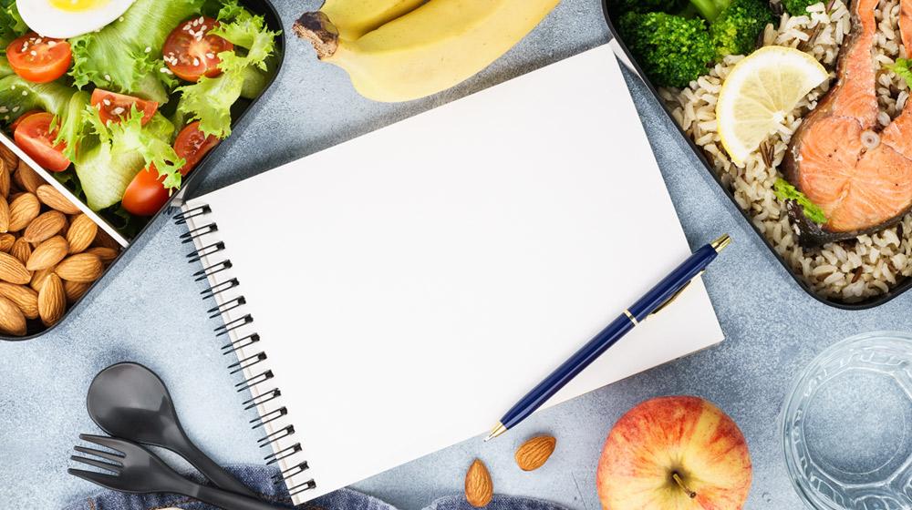 Balance anual de nuestros habitos alimentarios: test de autoevaluacion