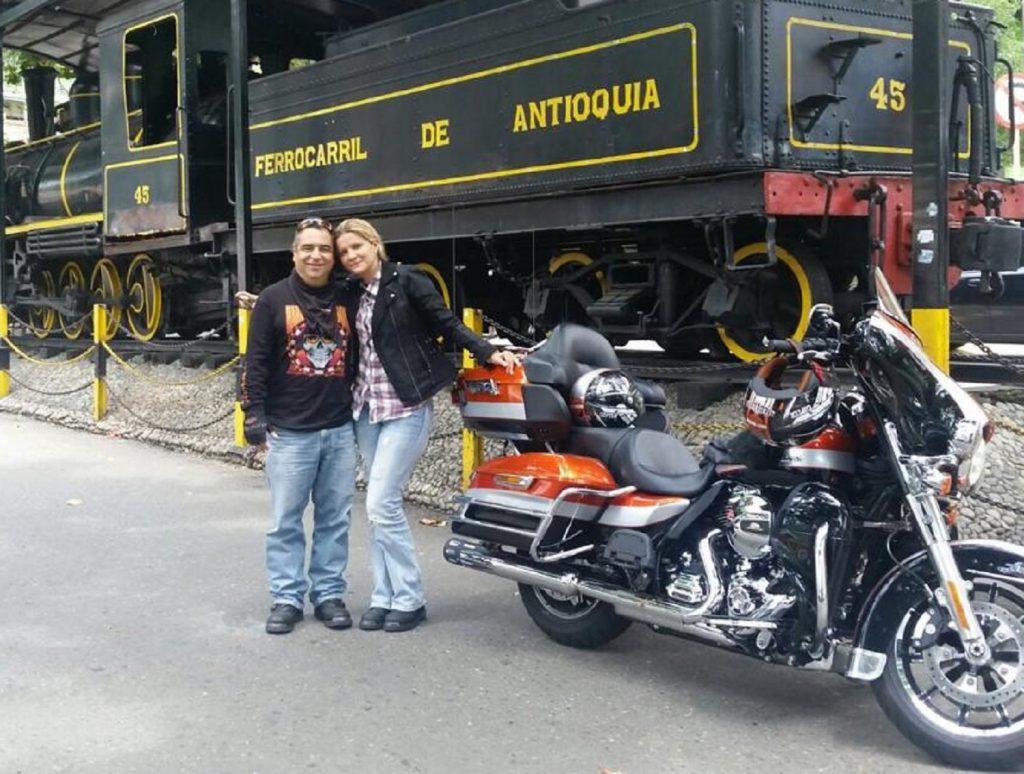 Imagen de Harley Colombia.