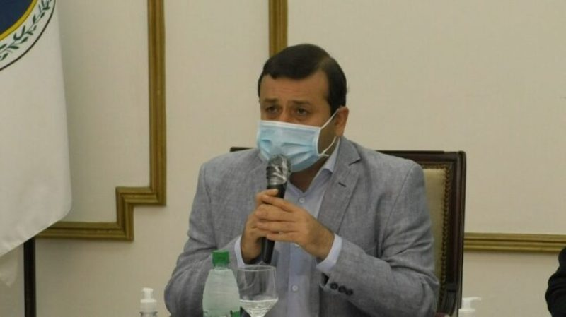 Coronavirus en Misiones: mañana comenzaria la vacunacion en la provincia y esta tarde Oscar Herrera Ahuad participara de una reunion virtual con el Presidente