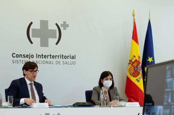 España recibira este martes 369.525 vacunas de Pfizer