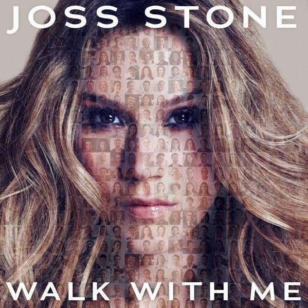 """Joss Stone lanzo su primera cancion en tres años: """"Walk with me"""""""